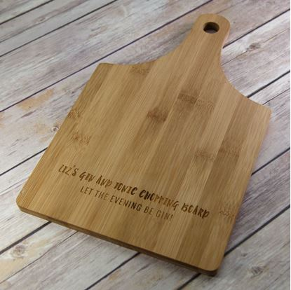 Picture of Be Gin Chopping Board