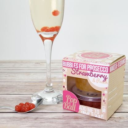 Picture of PopaBall Bubbles for Prosecco