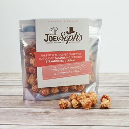 Picture of Joe & Seph's Strawberries & Cream Popcorn