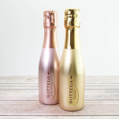 Picture of Bottega Mini Bottle of Gold or Rose Prosecco