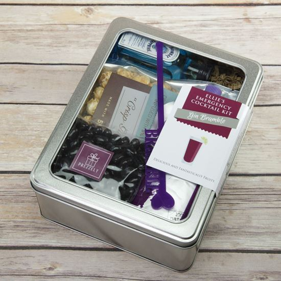 Picture of Gin Bramble Emergency Cocktail Kit