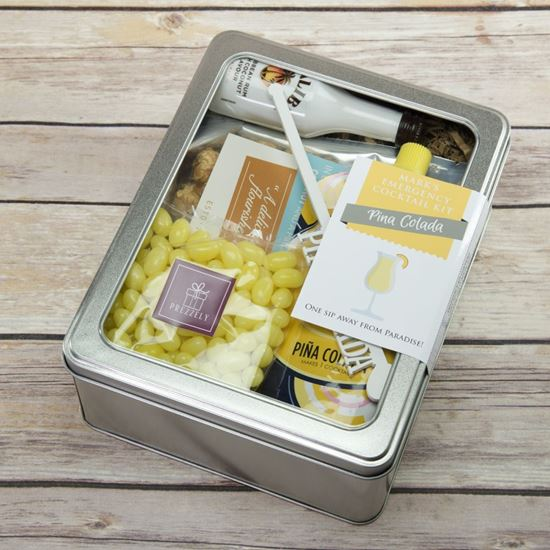Picture of Pina Colada Emergency Cocktail Kit