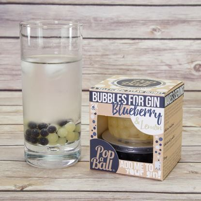 Picture of PopaBall Bubbles for Gin