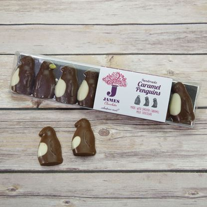 Picture of Caramel Penguins