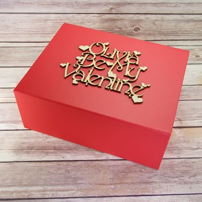 Picture of Empty Large Valentine's Box