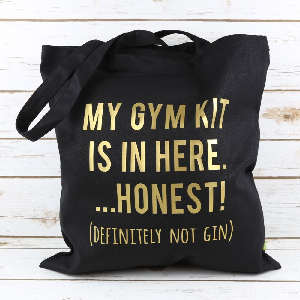 Picture of Gin and Gym Tote Bag ... 37c44a0148