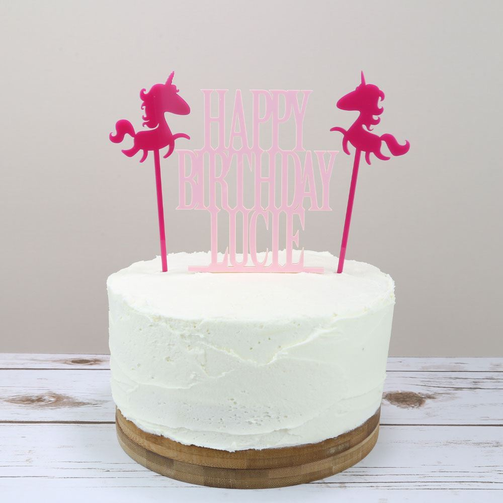 It S A Baby Cake Topper