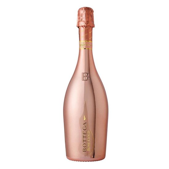 Picture of Rose Gold Bottega Prosecco 75cl