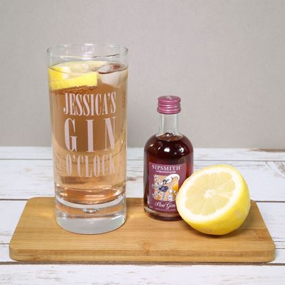 Picture of Personalised Gin Glass