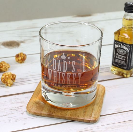 Picture of Personalised Whiskey Glass