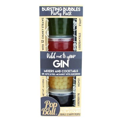Picture of Gin PopaBall Party Pack