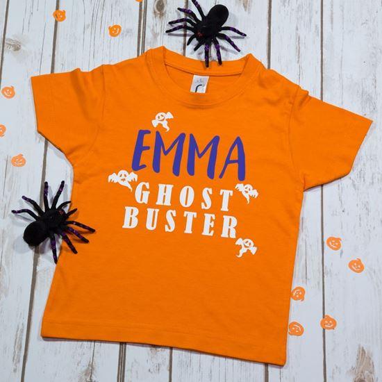 Ghost Buster Halloween T-Shirt