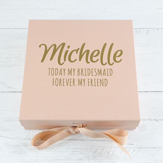 Picture of Bridesmaid Gift Box