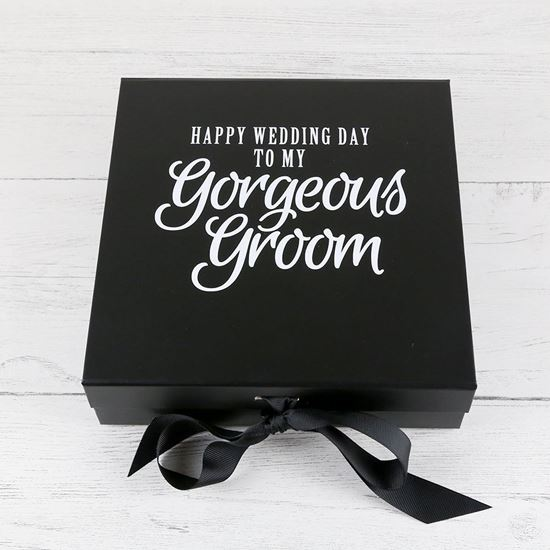 Picture of Gorgeous Groom Box
