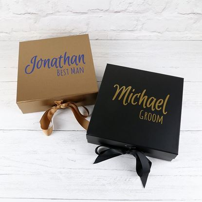 Picture of Best Man Box