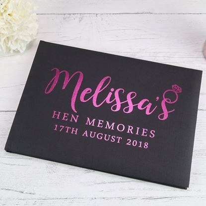 Picture of Hen Night Guest Book