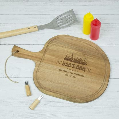 Picture of Personalised BBQ Paddle Board