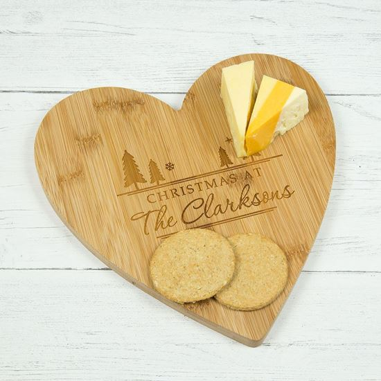 Picture of Bamboo Christmas Platter