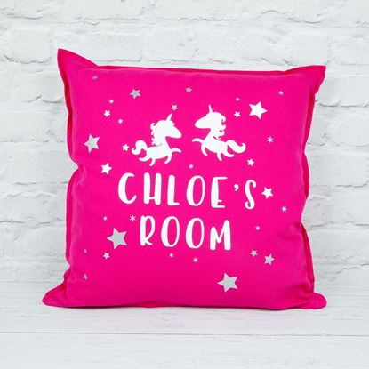 Picture of Unicorn Bedroom Cushion