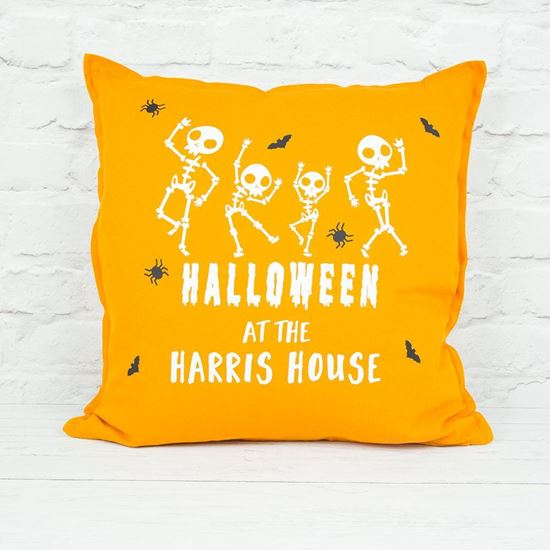 Picture of Halloween Family Cushion