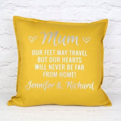 Picture of Personalised Mum Cushion