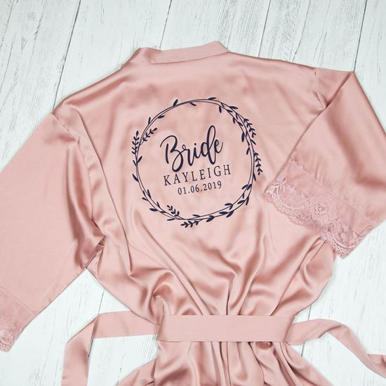 Picture of Allure Wedding Robe