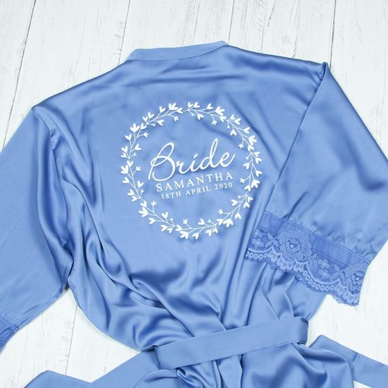 Picture of Delight Wedding Robe