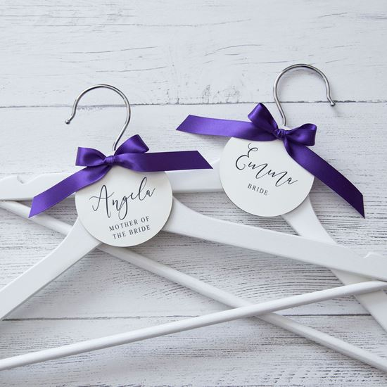 Picture of Elegant Wedding Hanger