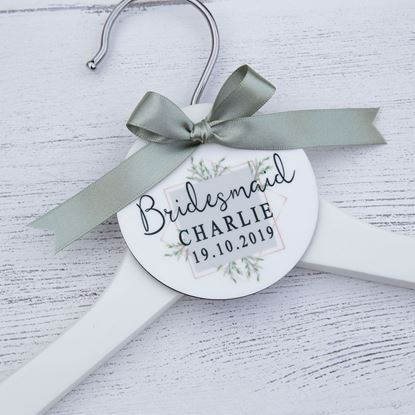Picture of Foliage Wedding Hanger