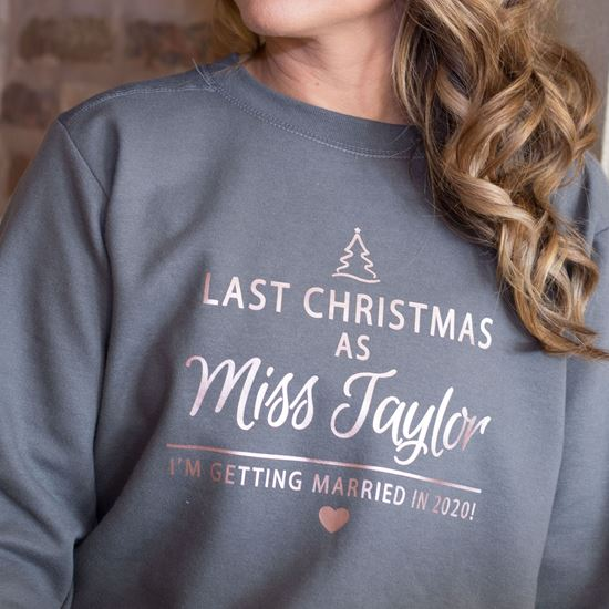 Picture of SOLD OUT Last Christmas as a Miss Jumper