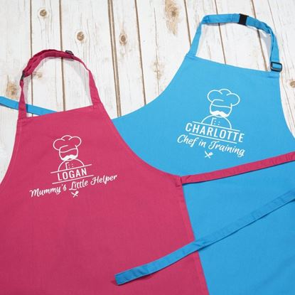 Picture of Child's Personalised Apron