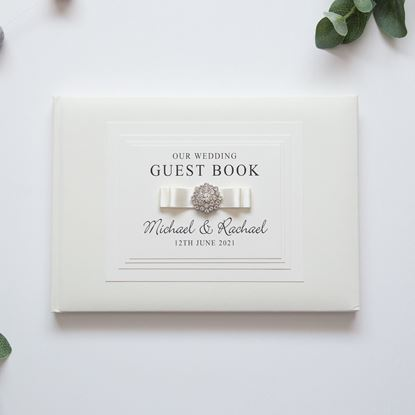 Picture of Diamante Cluster Guest Book